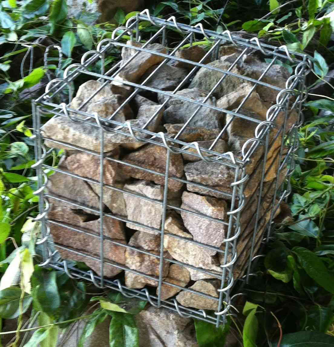 gabion cubes gabion baskets and cages queensland. Black Bedroom Furniture Sets. Home Design Ideas